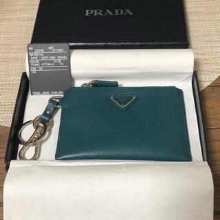 プラダ(PRADA)のプラダ コインケース カードケース 新品未使用品(コインケース)