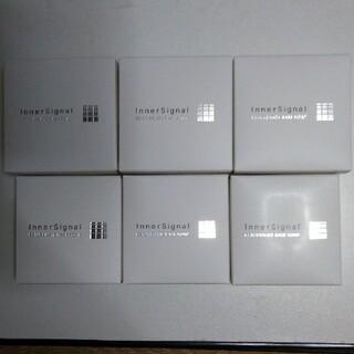 オオツカセイヤク(大塚製薬)の新品 大塚製薬 インナーシグナルリジュブネイトソープ 6個(洗顔料)