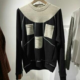 サンシー(SUNSEA)のSUNSEA 20AW ニット セーター jacques sweater(ニット/セーター)