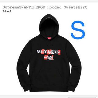 Supreme - Supreme®/ANTIHERO® Hooded ブラック S