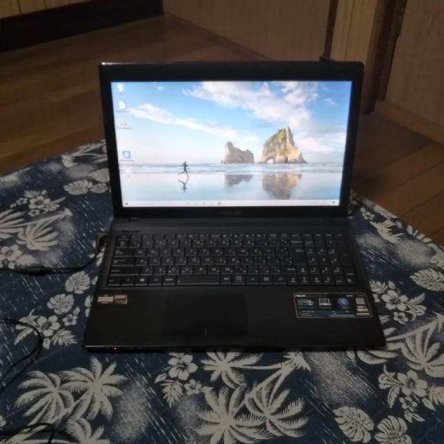国士無双様専用⑦ノートパソコン/カメラ搭載/DVDマルチ/2GB/250GB スマホ/家電/カメラのPC/タブレット(ノートPC)の商品写真