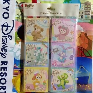 Disney - ディズニーシー⭐️メモ帳⭐️ダッフィー⭐️Saycheese⭐️