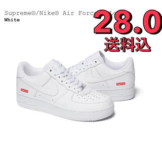 Supreme - 28.0 Supreme Nike Air Force 1 Low