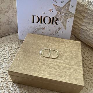 Christian Dior - DIOR ディオール コフレボックス 非売品 ご希望により箱付き