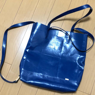 フライターグ(FREITAG)のfreitag maurice(true blue)(メッセンジャーバッグ)