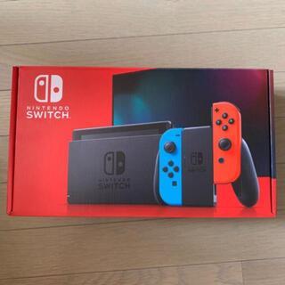【新品未使用】 Nintendo Switch ネオン