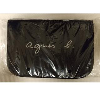 アニエスベー(agnes b.)の新品 アニエスb 母子手帳ケース 黒(母子手帳ケース)