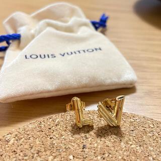 LOUIS VUITTON - 新品未使用 正規品 ピアス LOUIS VUITTON ルイ ヴィトン ビジュー