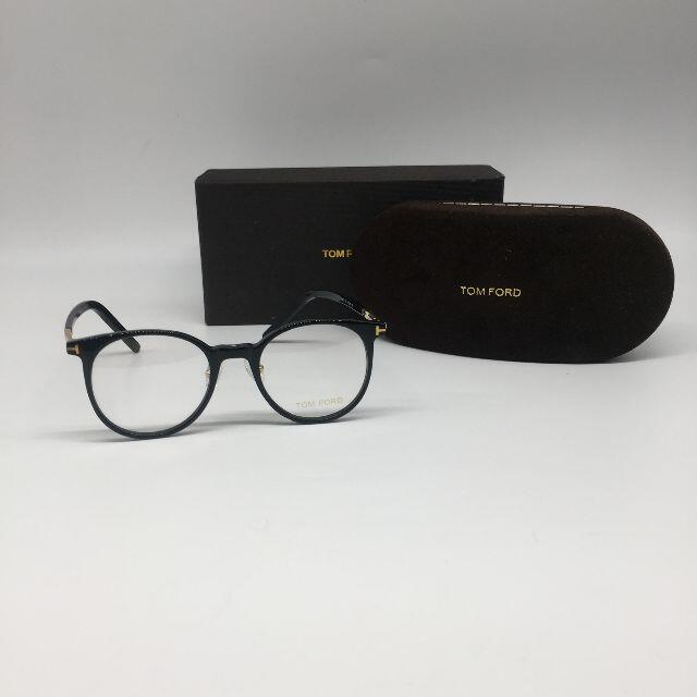 TOM FORD(トムフォード)のTOM FORD トムフォード TF5473 メガネフレーム 黒色 メンズのファッション小物(サングラス/メガネ)の商品写真