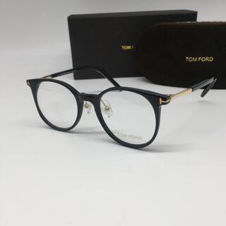 TOM FORD - TOM FORD トムフォード TF5473 メガネフレーム 黒色