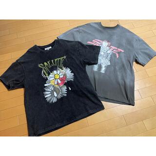 OFF-WHITE - Salute サルーテ Tシャツ セット売り