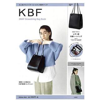 KBF - KBF  ムック 巾着 トートバッグ