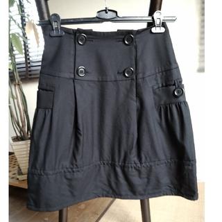フラボア(FRAPBOIS)のFRAPBOIS ひざ丈スカート(ひざ丈スカート)