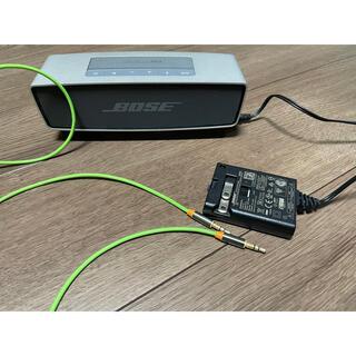 ボーズ(BOSE)のBOSE SOUNDLINK MINI Bluetoothスピーカー(スピーカー)