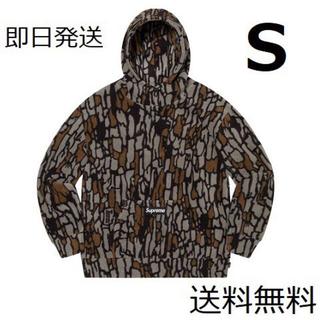 Supreme - 国内正規品 Supreme Polartec hooded sweatshirt