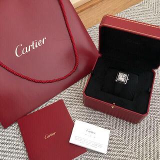 Cartier - カルティエ タンクソロウォッチ 新品!