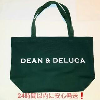 DEAN & DELUCA - Lサイズ大人気のグリーンDEAN&DELUCA ディーン&デルーカ トートバッ