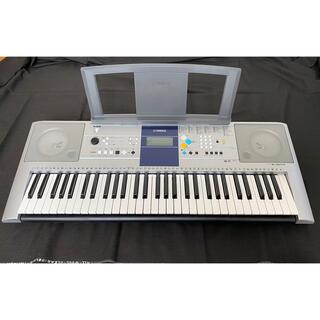 ヤマハ(ヤマハ)のYAMAHA E323  電子キーボード 美品(電子ピアノ)