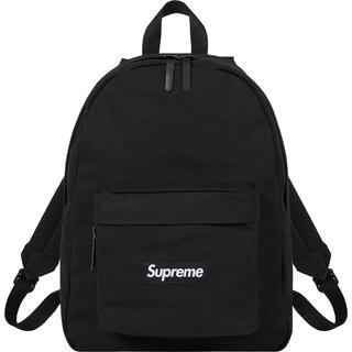 Supreme - supreme キャンバスバックパック 新品未使用