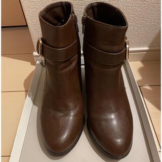 フォーエバートゥエンティーワン(FOREVER 21)のブーツ 23.5 Forever21(ブーツ)