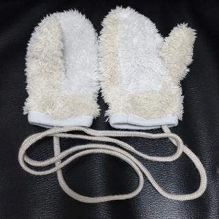 THE NORTH FACE - ノースフェイスベビーミトン 手袋