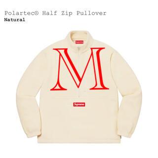 Supreme - Supreme Polartec® Half Zip Pullover  M