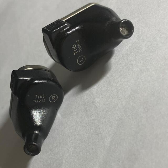【天ぷら様専用】64audio tia trió スマホ/家電/カメラのオーディオ機器(ヘッドフォン/イヤフォン)の商品写真