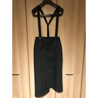 アパルトモンドゥーズィエムクラス(L'Appartement DEUXIEME CLASSE)のaqua fitsのキャミサロペットスカート (ロングスカート)