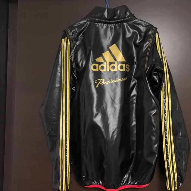 adidas(アディダス)のadidasprofessional ジャンパー ウインドブレーカー スポーツ/アウトドアの野球(ウェア)の商品写真