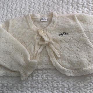 baby Dior - ベビーディオール カーディガン