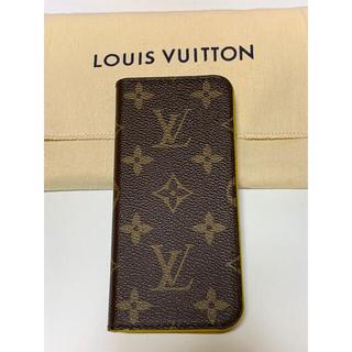 ルイヴィトン(LOUIS VUITTON)のルイヴィトン スマホケース iPhoneケース(iPhoneケース)
