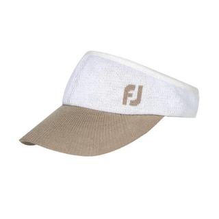 FootJoy - FootJoy フットジョイ ゴルフ 帽子 サンバイザー 韓国 golf