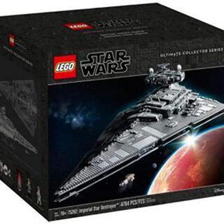 Lego - 【特別値引中】レゴ スター・ウォーズ スター・デストロイヤー 75252