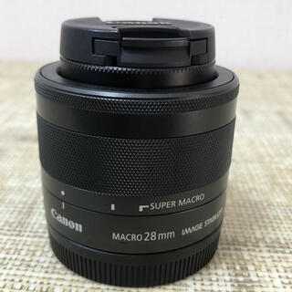 Canon - Canon EF-M MACRO 28mm IS STM 単焦点レンズ