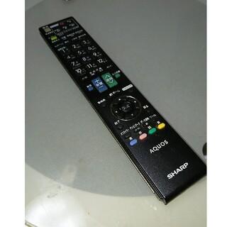 シャープ(SHARP)のシャープAQUASテレビリモコン GA881WJSA(その他)