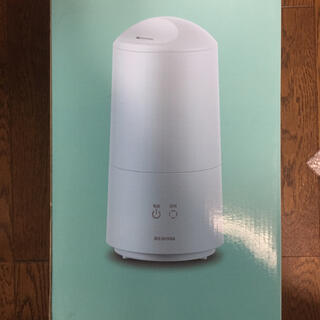 アイリスオーヤマ(アイリスオーヤマ)のアイリスオーヤマ 超音波式加湿器IRIS UHM-280B-A 新品未開封品(加湿器/除湿機)