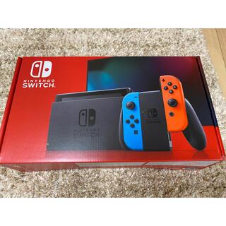 ニンテンドースイッチ(Nintendo Switch)のネコムスメ様専用【中古品】Nintendo Switch(家庭用ゲーム機本体)