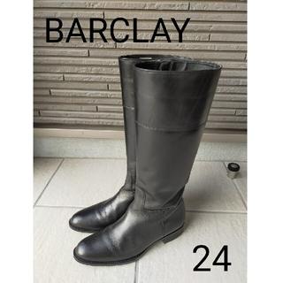 バークレー(BARCLAY)のBARCLAY  ジョッキーブーツ(本革)(ブーツ)