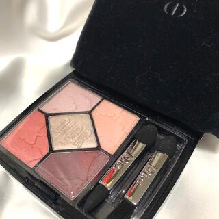 クリスチャンディオール(Christian Dior)の新品に近い Dior サンク クルール アイシャドウ 717 GLEAM(アイシャドウ)