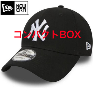 ニューエラー(NEW ERA)のニューエラ キャップ NY ヤンキース 黒 ブラック(キャップ)