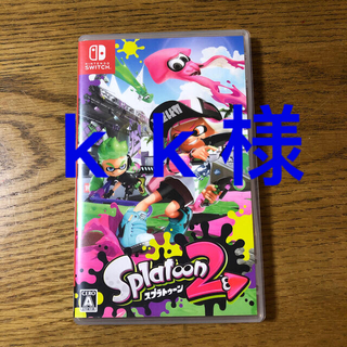 Nintendo Switch - 《Switch》Splatoon2