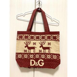 DOLCE&GABBANA - 【D&G】トートバッグ
