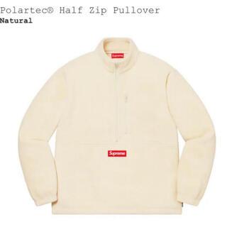 Supreme - supreme Polartec® Half Zip Pullover S