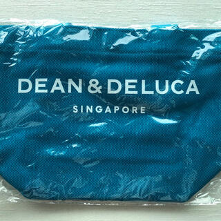 DEAN & DELUCA - DEAN&DELUCA シンガポール限定トートS  ブルー