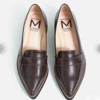 マミアン(MAMIAN)のローファー・パンプス(ローファー/革靴)