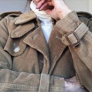 Ralph Lauren - vintage ラルフローレン コーデュロイ トレンチコート