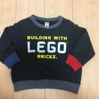 UNIQLO - トレーナー ユニクロ 長袖 100 LEGO