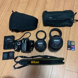 Nikon - Nikon D5200 ダブルズームキット(オマケ多数)