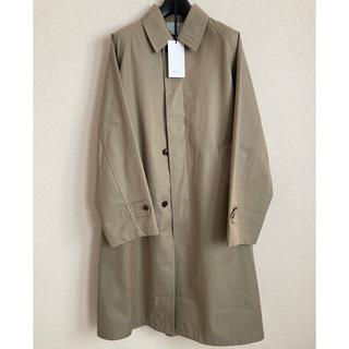 COMOLI - 【新品 】Downsizing Bal Collar Coat 【YOKE】