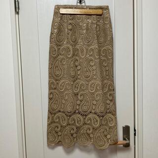 FRAY I.D - CELFORD レーススカート